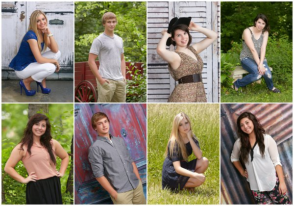 Class of 2014 model reps